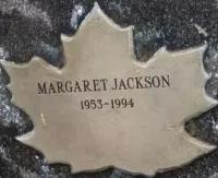 Margaret Jackson Leaf of Remembrance