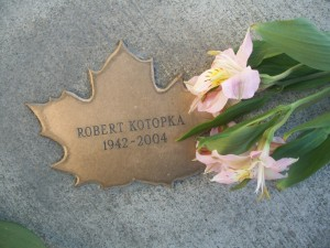 Bob Kopotka 1942-2004