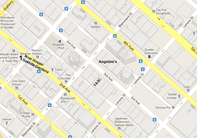 3 Belltown locations