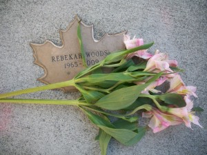 Rebekah Woods 1965-2009