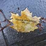 William Powers Leaf of Remembrance