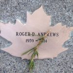 Roger Andrew's Leaf