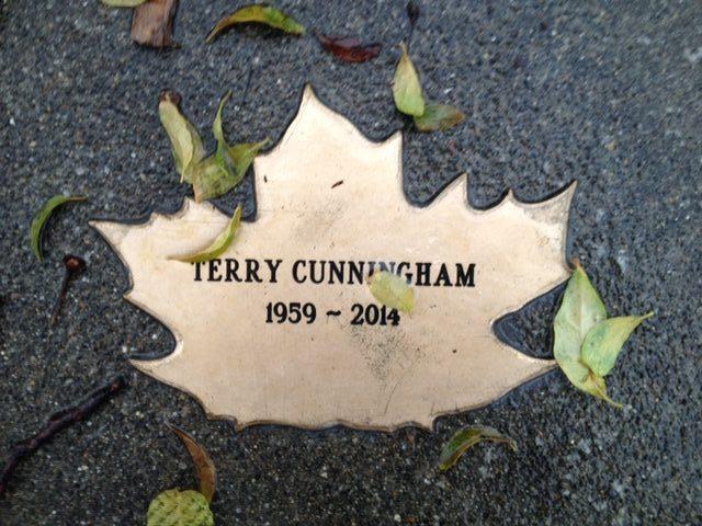 Terry Cunningham's Leaf