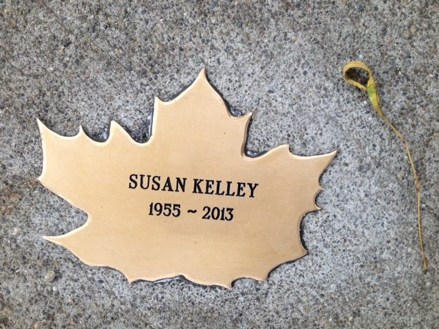Susan Kelley's Leaf