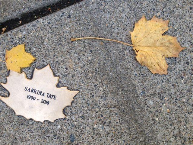Sabrina Tate's Leaf