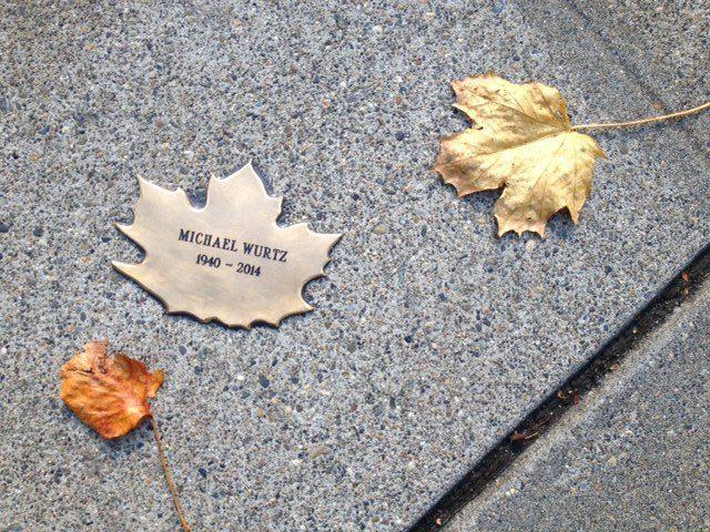 Michael Wurtz's Leaf
