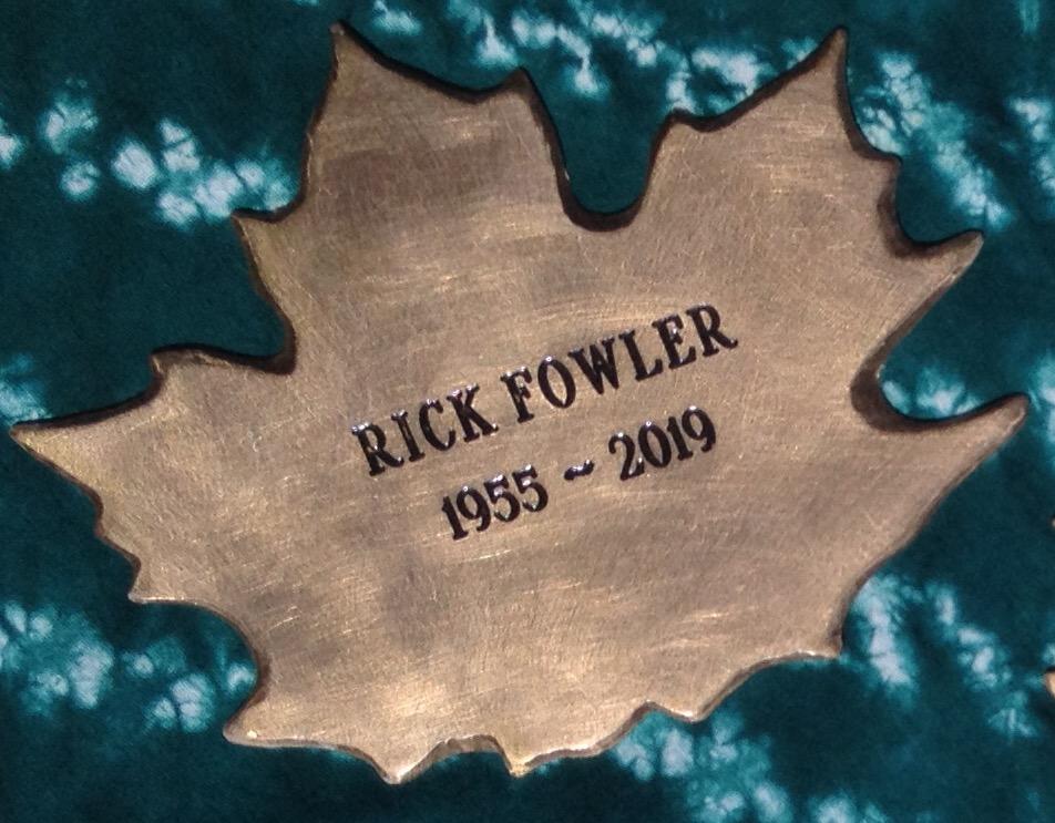Rick Fowler's Leaf