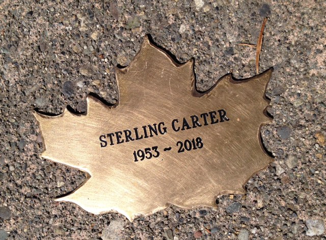 Sterling Carter's Leaf