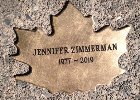 Jennifer Zimmerman's Leaf