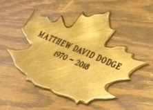 Matthew Dodge's Leaf