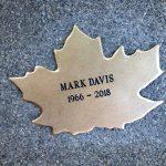Mark Davis Leaf