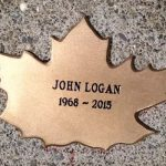 Photo of John Logan's Leaf