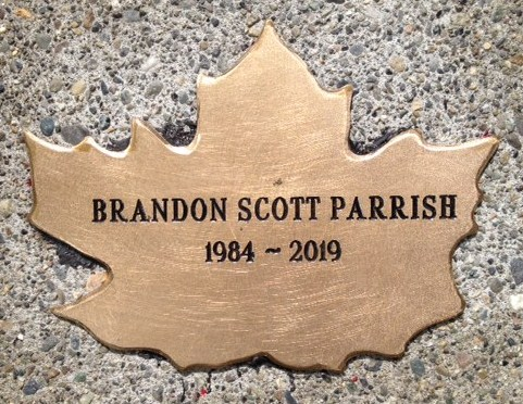 Brandon Parrish's Leaf