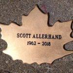Photo of Scott Allerhand's Leaf
